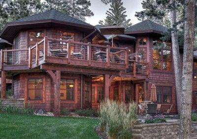 Rush Lake Residence